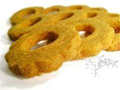 Ho fatto questi biscotti tre volte in questi ultimi giorni...troppo buoni? Naaaaa...è che ho fatto un macello! Ho trovato questa ricetta ...