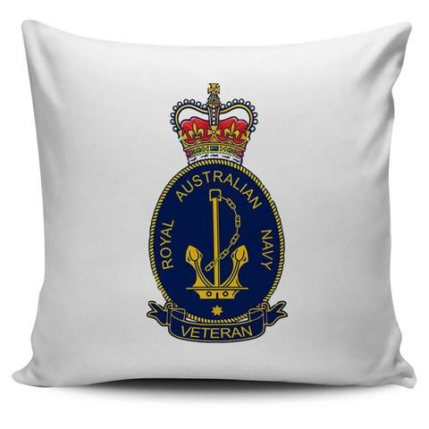 Navy Emblem Collection - Cushion Covers