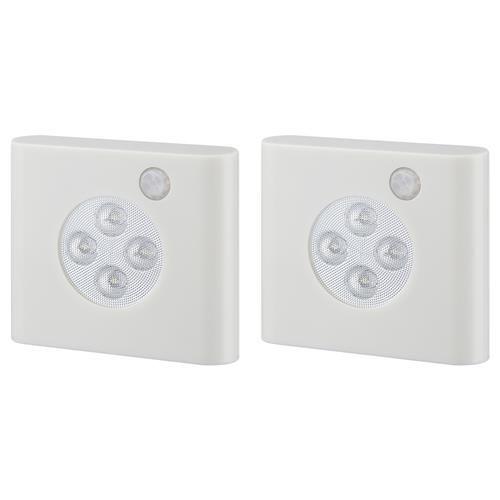OLEBY φωτισμός ντουλάπας με αισθητήρα, 2 τεμ. - IKEA