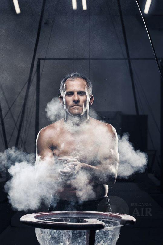 Introducing 39-year-old Bulgarian gymnast, Yordan Yovchev.