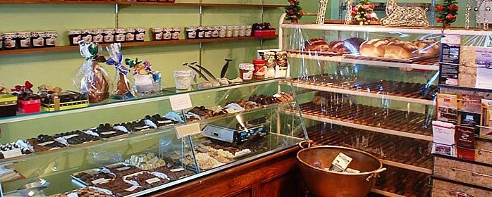 Attrait dans la région de Manicouagan : Chocolaterie Boulangerie Belge Le Rêve Doux