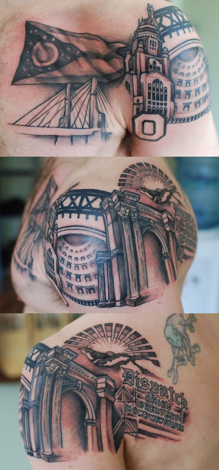 7 best columbus tattoo artists images on pinterest for Best tattoo artists in ohio