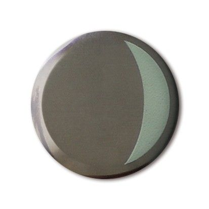 ❤️ #BBOTD Stereohype #button #badge of the day by FL@33 — #moon #minimal #metal #niteglow #glowinthedark #phosphorescent #nightglow #graphicdesign #illustration #graphicart #fashion #accessories #menstyle #menswear #mensfashion #womenstyle #womensfashion #style #lapel #pin #giftidea