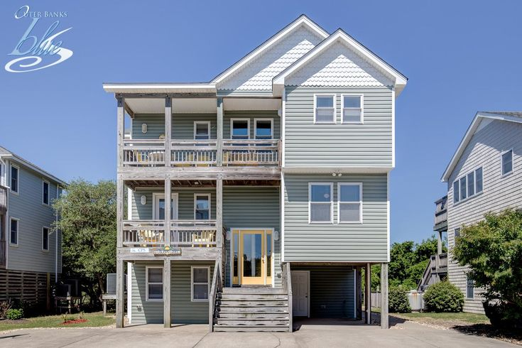 *A DeWar's Dream* 6 bedrooms, 5.1 bathrooms, Only 820 ft from the #beach Rates from $1,845 to $4,425 May through August.  - Corolla - Outer Banks Vacation Rentals - Corolla Vacation Rentals