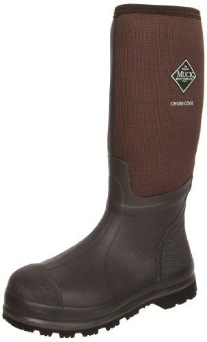 MuckBoots Chore Cool High Waterproof Work Boot,Brown,11 M US Mens - http://authenticboots.com/muckboots-chore-cool-high-waterproof-work-bootbrown11-m-us-mens/