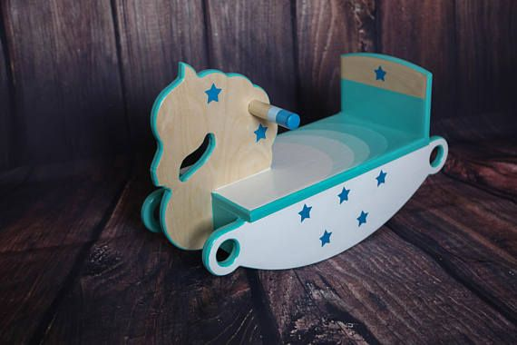 Hey, I found this really awesome Etsy listing at https://www.etsy.com/listing/559543944/authors-horse-rocking-chair-rocking