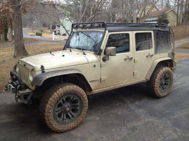 Gobi Stealth Rack Jk Jeep