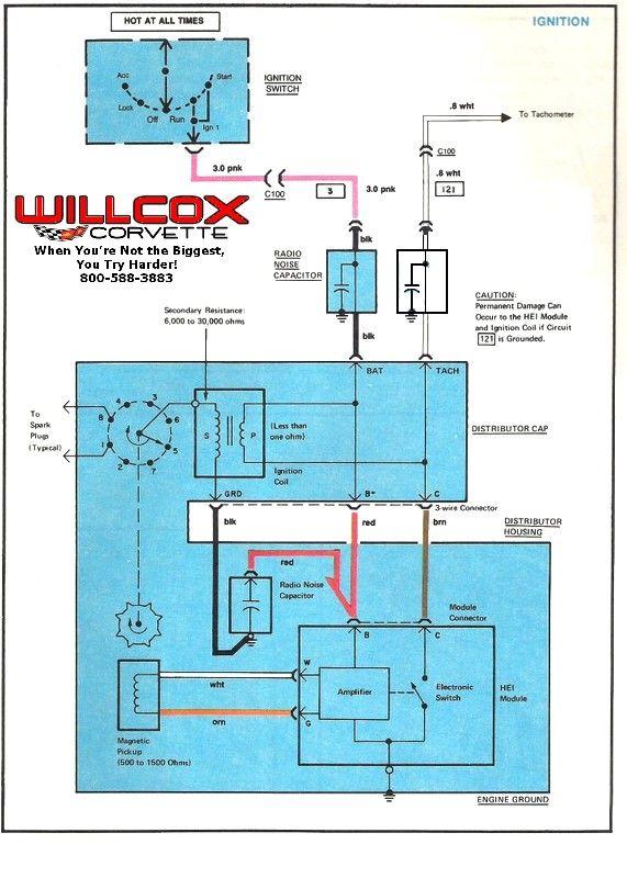 19781972corvettetachcircuit7882correcteddiagram09