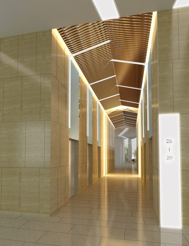 Sublime method of marking elevator doors architecture for Office glass door entrance designs