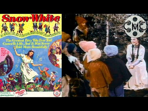 Snow White and the Seven Dwarfs | 1955 | Full Movie - YouTube
