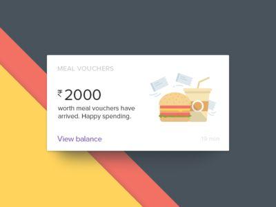 11 best Beautiful gift voucher template images on Pinterest - meal voucher template