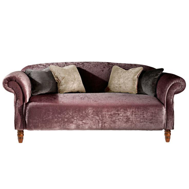 Jasper Plum Sofa 163 545 Lounge Pinterest Sofas