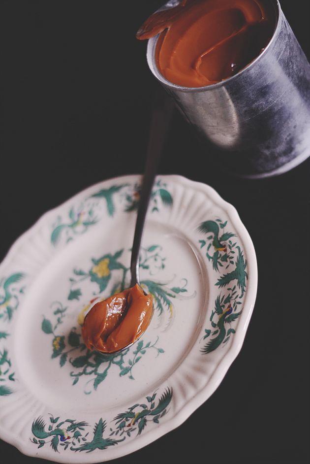 Dulce de Leche – Lav den lækreste, cremede karamel af kondenseret mælk (via Bloglovin.com )