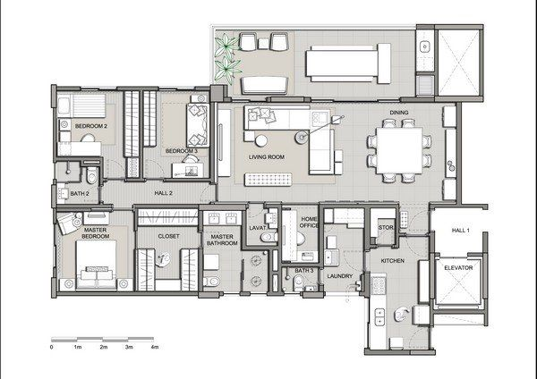 1000+ Images About Floorplan House And Apartment On