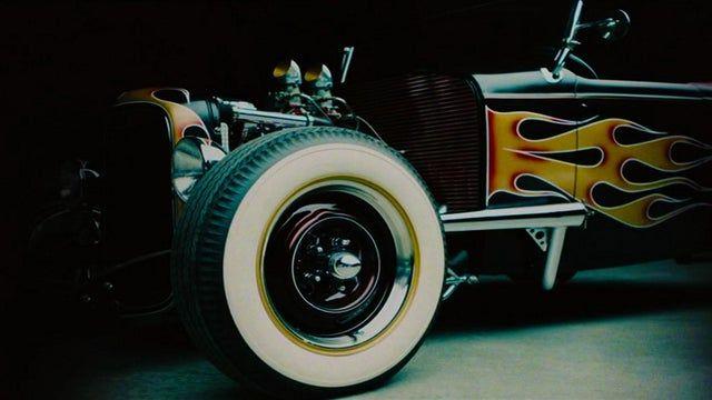 Tony Stark S Hot Rod Screensaver From Im1 Pics Hot Rods Hot Rods Cars Ford Hot Rod