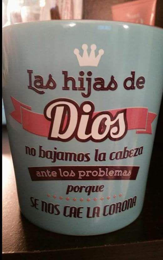 Las hijas de Dios!!