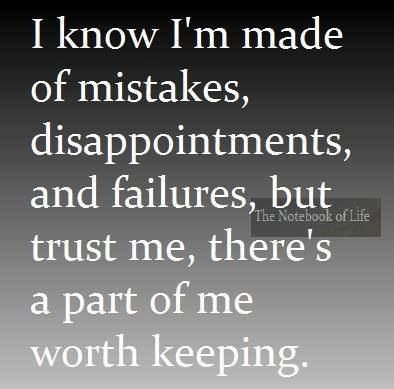 i made a mistake quotes tumblr - photo #12