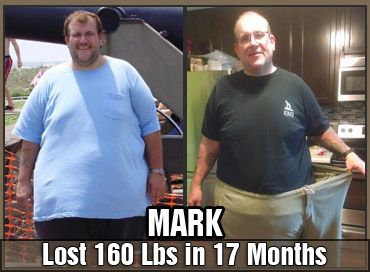 See how Mark lost 160 pounds in 17 Months!  #Health #Fitness #ChangingLives #NeverGiveUp #DDPY