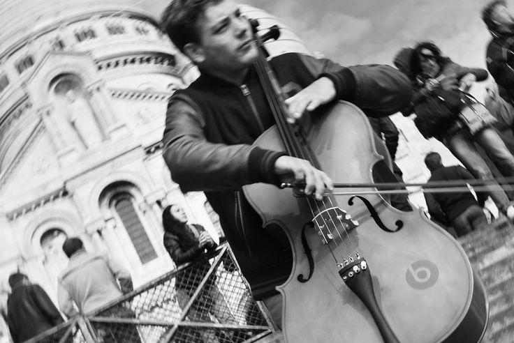 Musicien  © Enrica Conte