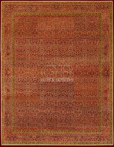 tappeto tradizionale turco in lana (fatto a mano: annodato a mano) 141.008.455.295 Bersanetti giovanni