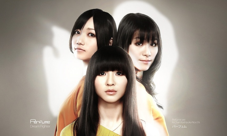 #perfume #jpop #dreamfighter