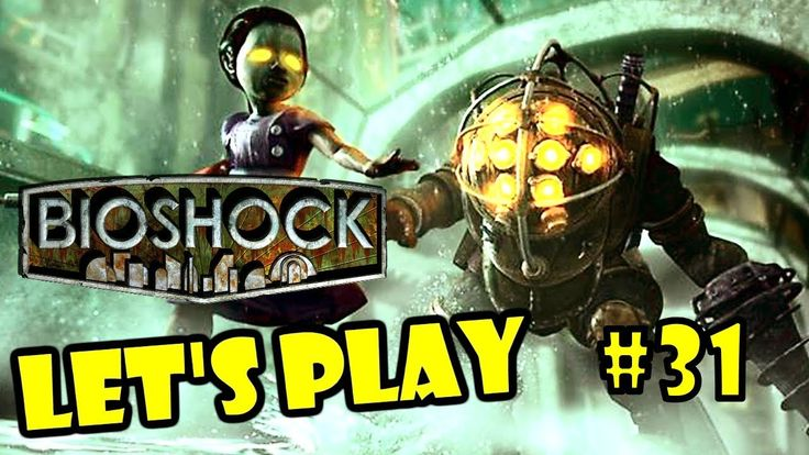 Let's Play BioShock Collection [Blind] - BioShock Remastered Part 31 - Andrew Ryan in Hephaestus  ||  Let's play the Bioshock Collection on the PS4! In part 31 of this blind let's play of Bioshock 1 Remastered, We continue our hunt for Andrew Ryan in Hephaest... https://www.youtube.com/watch?v=VOvOTHuNosc