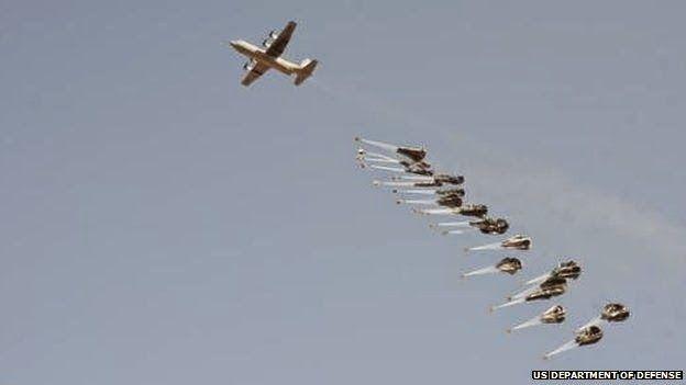 127 κοντέινερ όπλα, πυρομαχικά και φάρμακα στους Κούρδους της Κόμπανι από τις ΗΠΑ