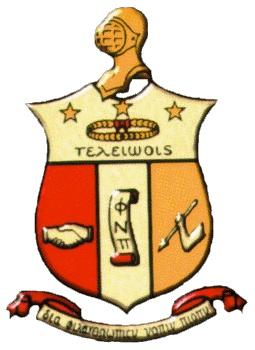 Kappa Alpha Psi Crest