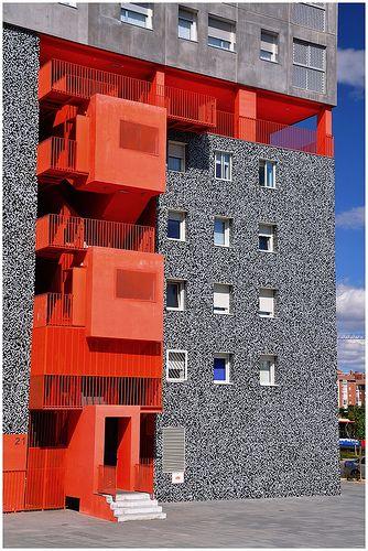 Mirador MVRDV Madrid   Μοre on: http://www.pinterest.com/AnkAdesign/urban-character/