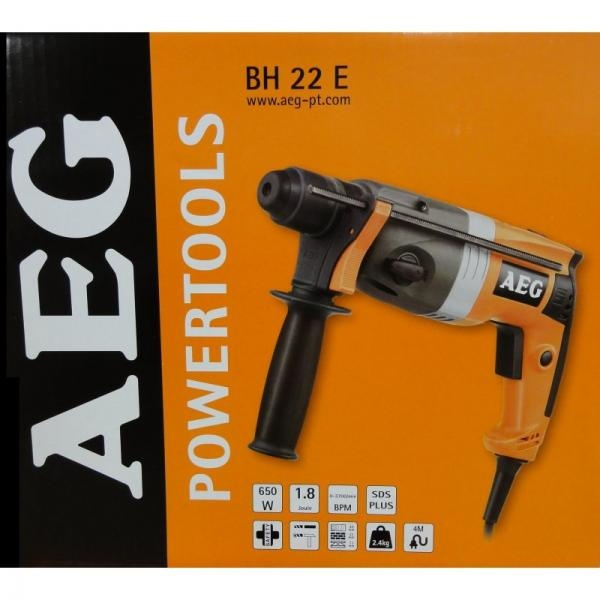 Today's top offer:  AEG BH22E hammer drill starting from 83.33 Euro per piece!