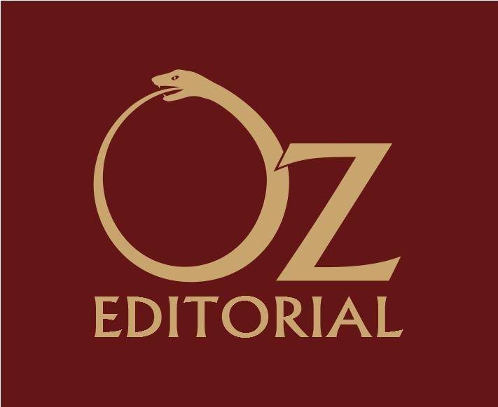 Logo de Oz Editorial, el nuevo sello de literatura juvenil de Ático de los Libros.