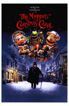 """The Muppet Christmas Carol"" (1992)   Best Christmas movie EVER."