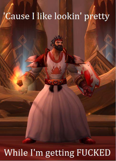 Legion inspired Warrior Transmog! #worldofwarcraft #blizzard #Hearthstone #wow #Warcraft #BlizzardCS #gaming