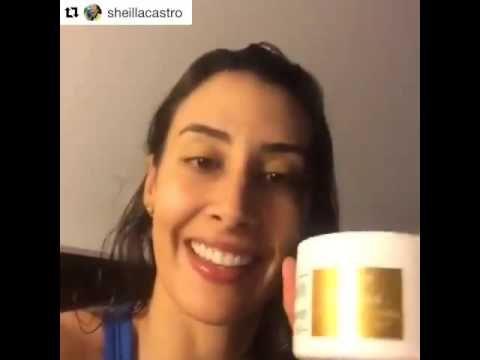 Dica da Sheilla Castro! Quem viu ontem o jogo de vôlei da seleção contra a Sérvia, com certeza reparou nos cabelos da nossa embaixadora Sheilla Castro. Ontem ela deu a dica para ficar com os fios sempre lindos, assistam!