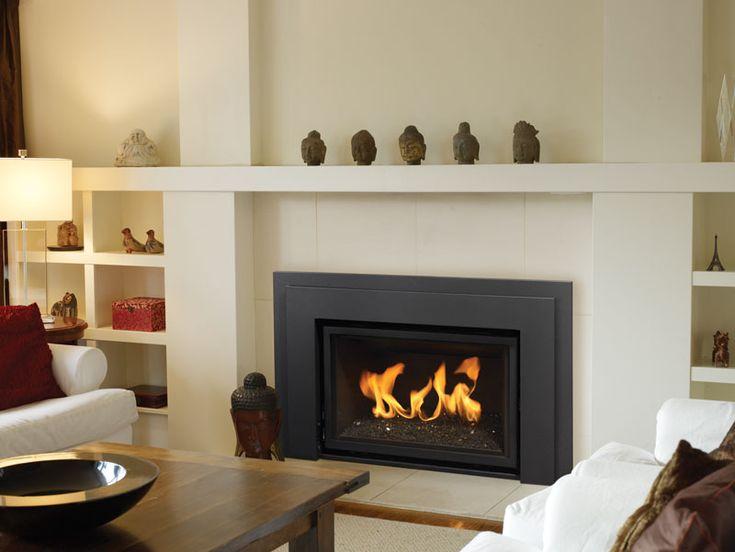 regency zero clearance fireplace - Google Search