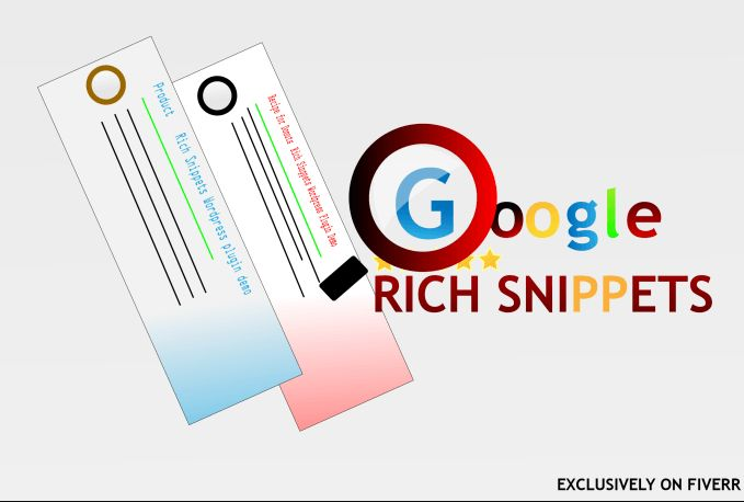 Rich snippets are a type of on page mark-up or extra bits of text.Its including