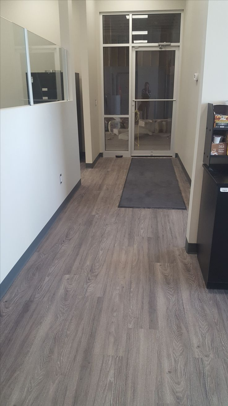 Thunder Cloud Luxury Vinyl Plank #EliteAutoBodyRegina #GRFlooring #Beautiful