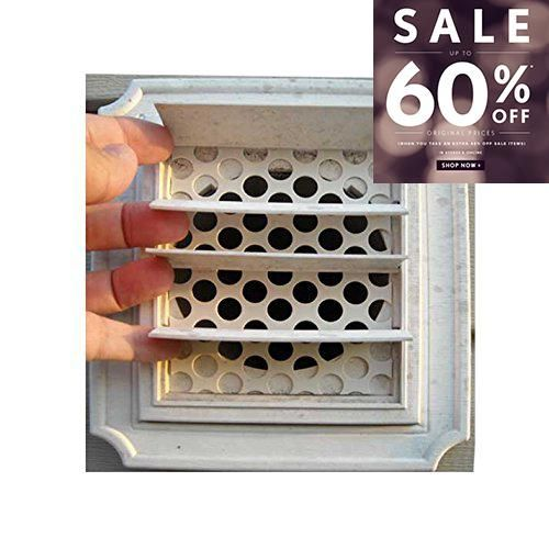#amazing If you have a dryer #vent cover pictured these #will easily install into the dryer vent cover preventing birds from nesting in the drier vent pipe. This ...