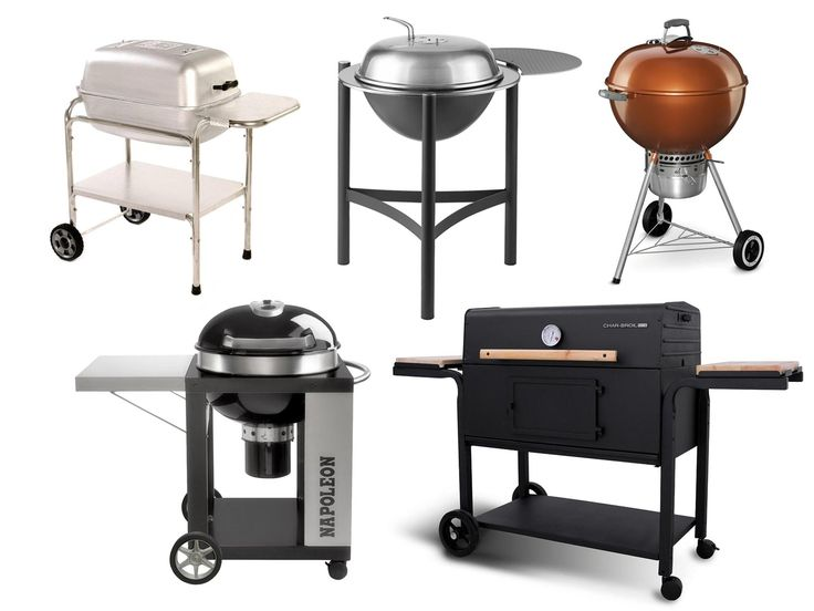 If you have a lot of money, it's as easy to select a great grill as to select a great wine. The trick is finding a great one that's also affordable. With over 500 grilling equipment reviews under my belt and ten grills out in my backyard at any given moment, I know a thing or two about buying grills. Here are my picks for the best five charcoal grills for $500 or less.