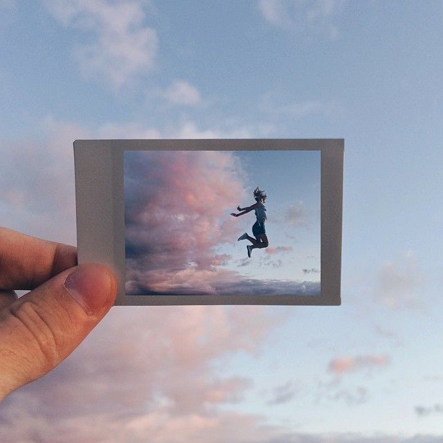 how to make a polaroid picture on iphone
