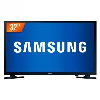 """#TV LED 32 HD #Samsung Série 4 UN32J4000AGXZD 2 HDMI Conversor Digital Por R$ 999,00 em até 10x de R$ 99,90 sem juros no cartão de crédito Procure pelo código 741708500 Oferta por tempo limitado  A TV UN32J4000AGXZD da Samsung oferece alta resolução de imagem com a tecnologia LED HD. Ela conta com tela de 32"""", sistema Dolby Digital Plus e entrada USB para você poder assistir seus filmes com mais praticidade. O Modo Futebol exibe, de forma precisa e viva, todos os detalhes do estádio…"""