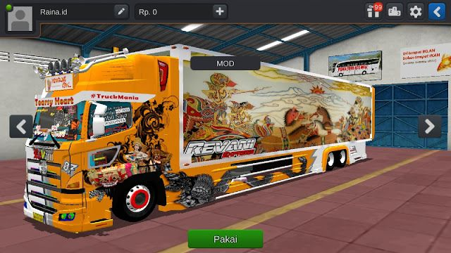 Download Mod Bussid Truck Mobil Bus Jb3 Motor Keren Terbaru Raina Id Di 2021 Truk Besar Konsep Mobil Mobil Mewah