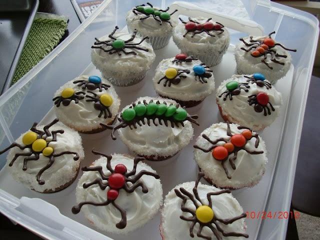 bug party at preschool