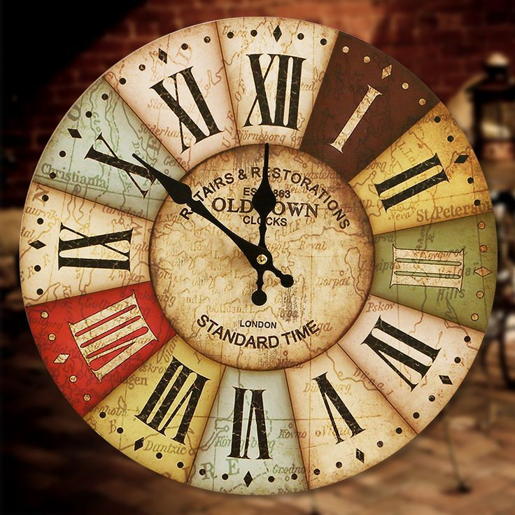 Cheap Wall Clocks on Sale at Bargain Price, Buy Quality decor wall clock…
