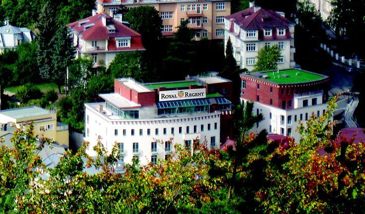 St. Joseph Royal Regent - Karlovy Vary www.royalregent.cz Lázeňský/Spa Hotel 4* Superior