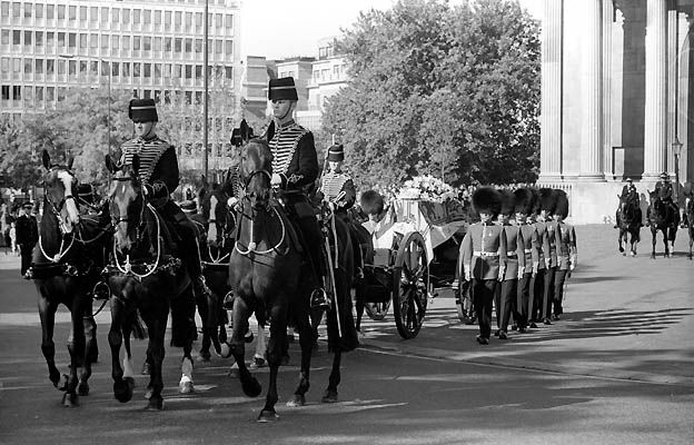 Begrafenis Prinses Diana