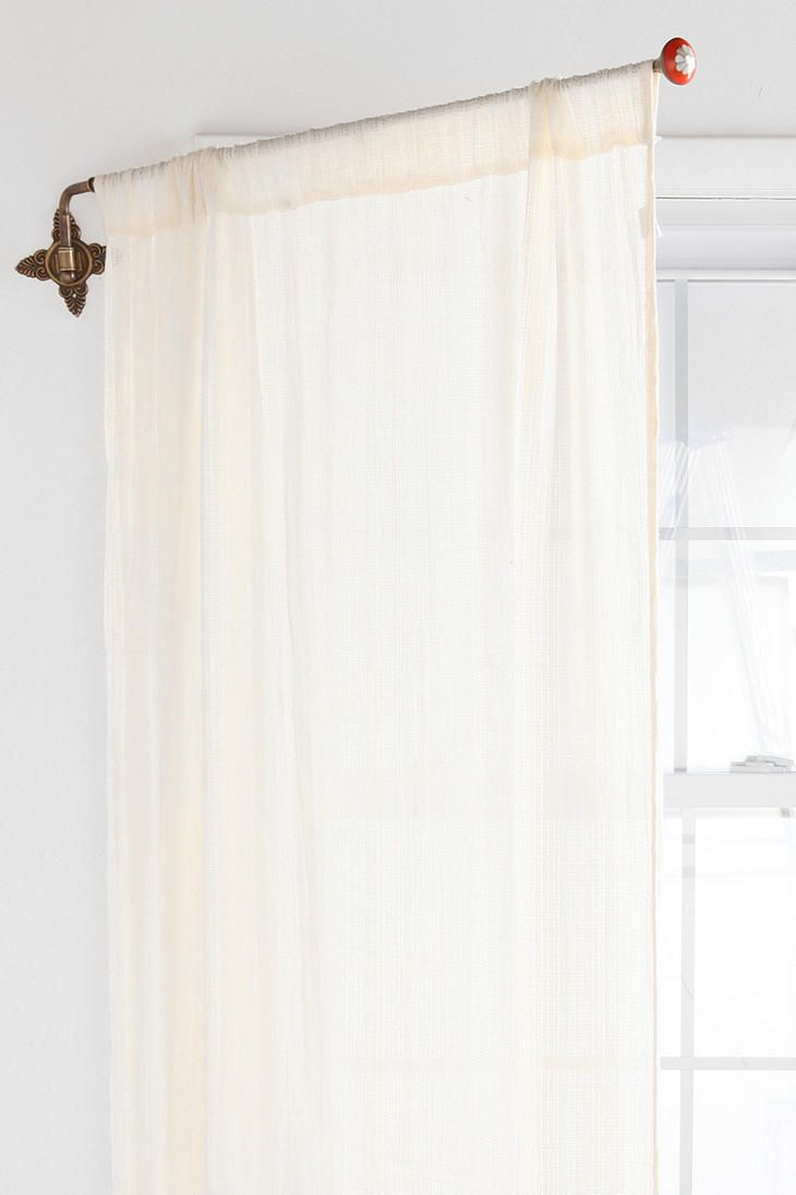 Best 25 Brass Curtain Rods Ideas On Pinterest