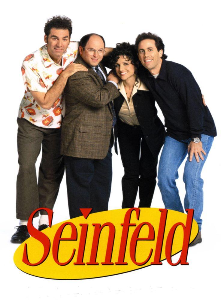 Une autre série comique culte nous venant des US... #TVShow #Seinfeld