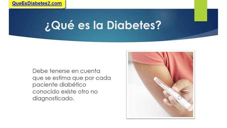 Que Es La Diabetes | Tipos Causas y Consecuencias