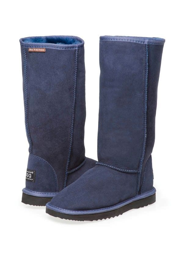 Tall Ugg Boots/ Unisex Tall Ugg Boots are 100% Made In Australia Made with double-face Australian Sheepskin Ideal gift for male or female.